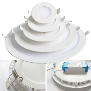 Mini Round LED Panel Light